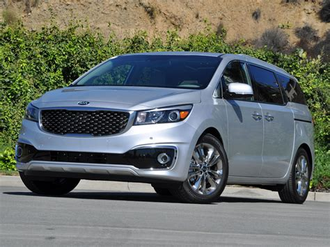 2015 Kia Sedona Review 2015 Kia Sedona Review And Drive Autobytel