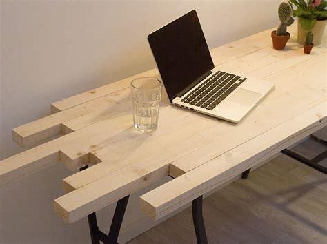 die besten 17 ideen zu schreibtisch selbst bauen auf - Selbstgebaute Schreibtische