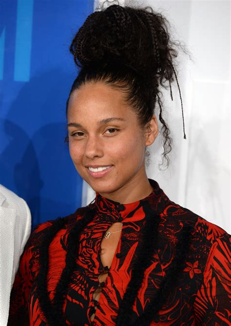 alicia keys alicia keys mtv video music awards 2016 in new york city