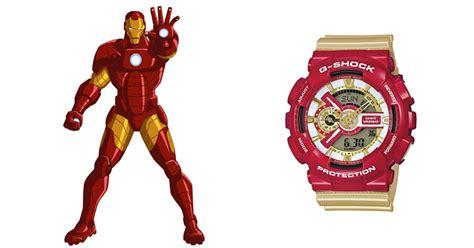 G Shock Ironman g shock ga 110cs 4 ga110cs 4 ironman colorway