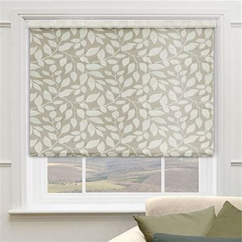 fabric pattern roller shades premier decorative roller shade window treatments the o