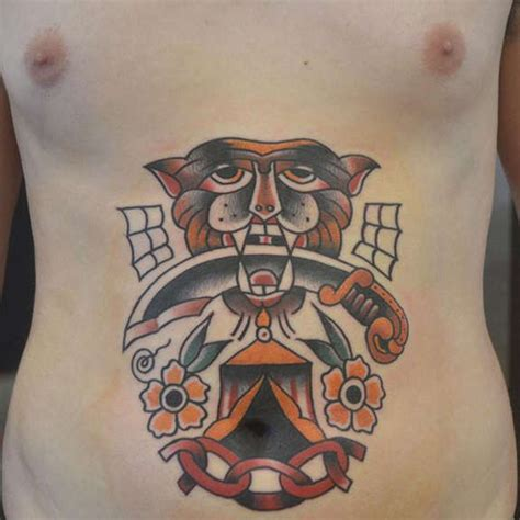 guy stomach tattoos 45 traditional stomach tattoos