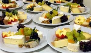 un repas de fromage