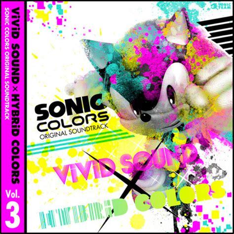 colors soundtrack sonic colors original soundtrack sound 215 hybrid