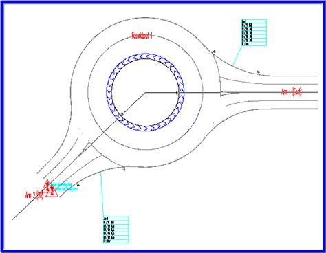 Autocad Civil 3d 2017 New Features The Cad Masters Autocad Roundabout Templates