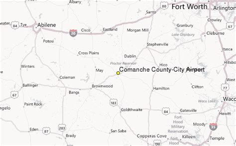 comanche county texas map comanche county city airport tx weather station record historical weather for comanche