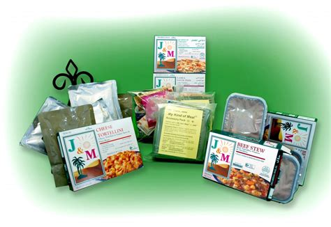 Shelf Stable Products by Products J M 174 Halal Meals