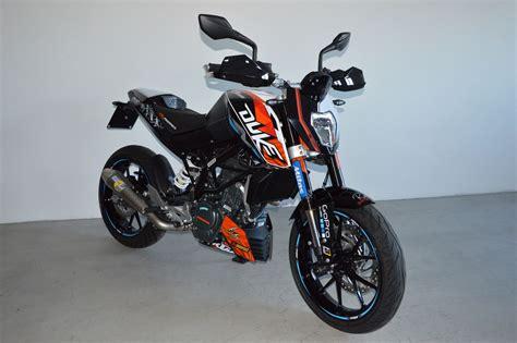 Ktm Motorrad Verleih by Ktm 125 Duke By Motosport Niedermayr Motorrad Verleih
