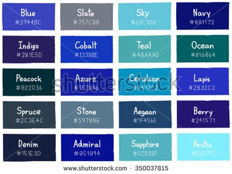 blue tone color shade background code stock vector