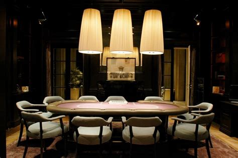Design House Decor New York top 10 stylish poker rooms
