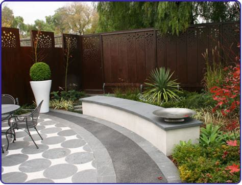 Small Patio Garden Design Architecture Decorating Small Patio Designs By Retaining Wall And Terrace Garden
