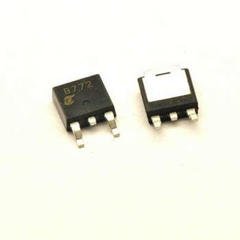 transistor hours b772 to 252 pnp medium power transistor 772 buy transistors b772 pnp medium power transistor