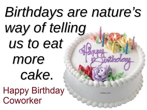 Happy Birthday Wishes For A Coworker 60 Beautiful Birthday Wishes For Coworker Latest