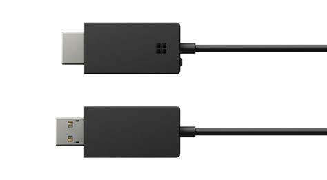 Microsoft Wireless Display Adapter microsoft wireless display adapter v2 widi p3q 00008 t s bohemia