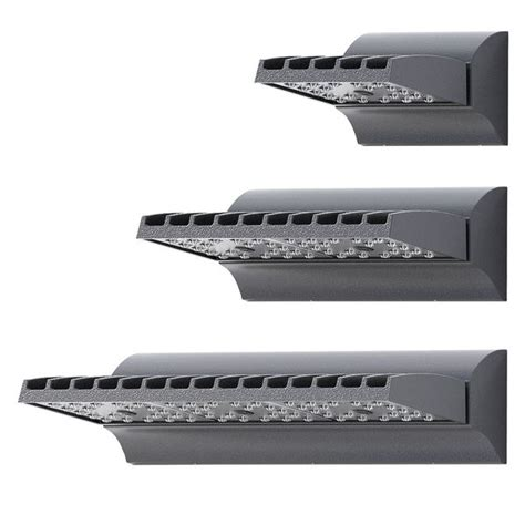 Us Architectural Lighting by Design Journal Archinterious Razar Led Generation Wall