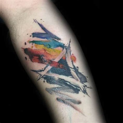 watercolor tattoo pink floyd 50 side of the moon designs for pink