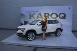 Ray Comfort Facebook Skoda Karoq International Unveiling Industry News