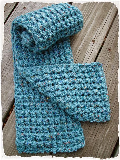 scarf pattern this stitch scarf free pattern