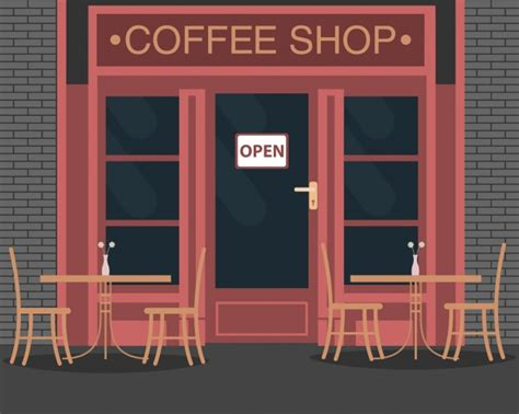vector coffee shop background free vector download 46 902 free coffee shop background design vector free download