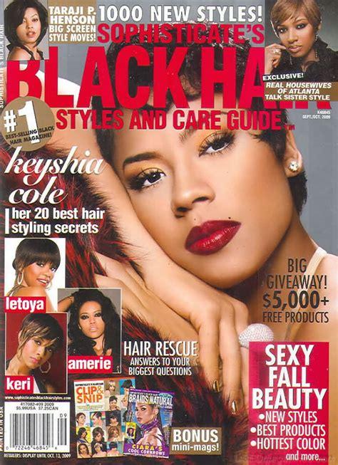 cornrowed pubic hair sophisticates black hairstyles magazine black