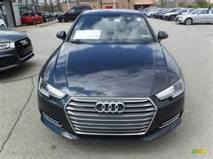 moonlight blue color 2017 moonlight blue metallic audi a4 2 0t premium quattro