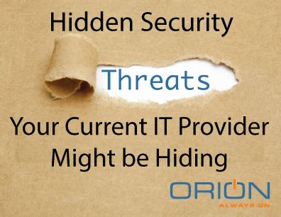 what is security challenges cyber security challenges your current it provider might