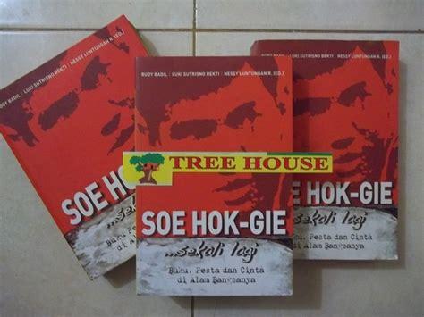film soe hok gie ganool treehouse kulama koleksi buku terlengkap