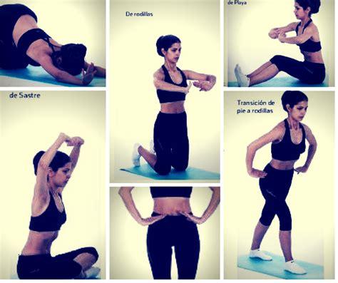 hacer gimnasia en casa 5 ejercicios de abdominales hipopresivos para hacer en