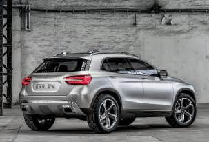 Mercedes Gla 350 2014 Mercedes Gla Concept 2015 2016 Cars News And
