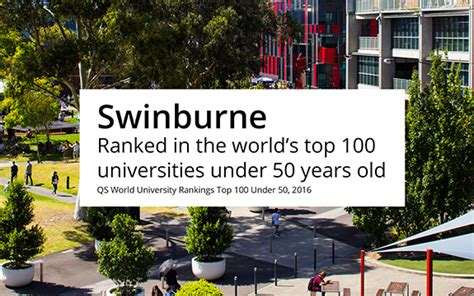 Swinburne Mba Ranking by Architecture School Rankings Top 100
