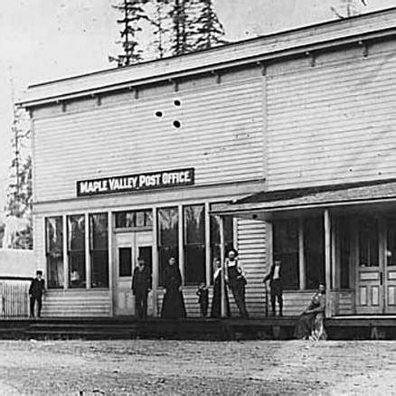 Maple Valley Post Office by Black History Page 3