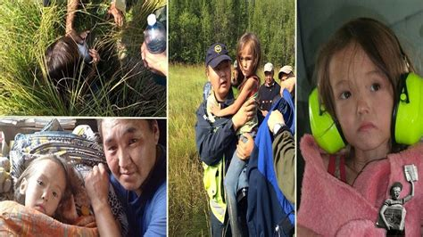 Survives Three In by Three Year Survived 11 Days Lost In Siberian