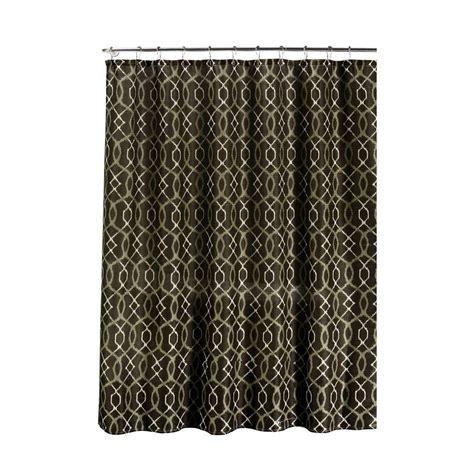creative shower curtain ideas creative home ideas faux linen textured 70 in w x 72 in