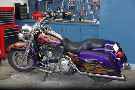 Battery For Harley Davidson Road King by Harley Roadking Battery Location Get Free Image About
