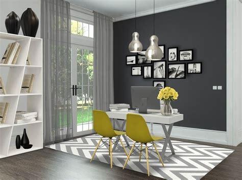yellow office ideas  pinterest yellow home