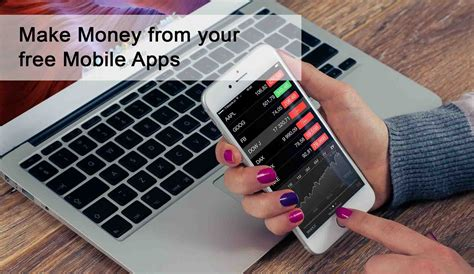 App To Make Money Online - how to make money from your free mobile apps uandblog