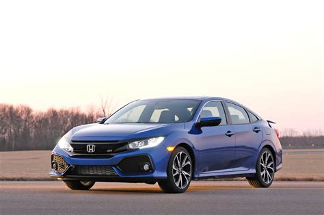 honda civic 2017 sedan 2017 honda civic si sedan might be rated at 32 mpg