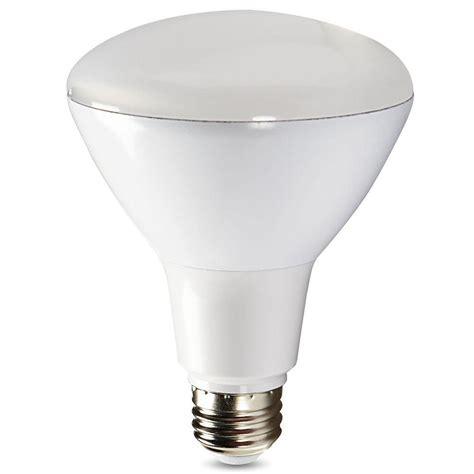 Verbatim Led Light Bulbs Verbatim 65w Equivalent Warm White Br30 Led Light Bulb 6 Pack 98983 6pk The Home Depot