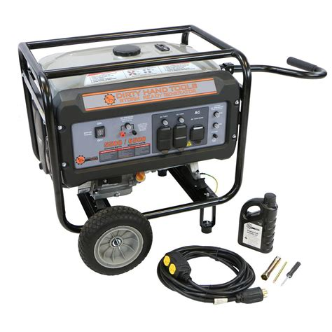 tools ready 5 500 watt gas powered