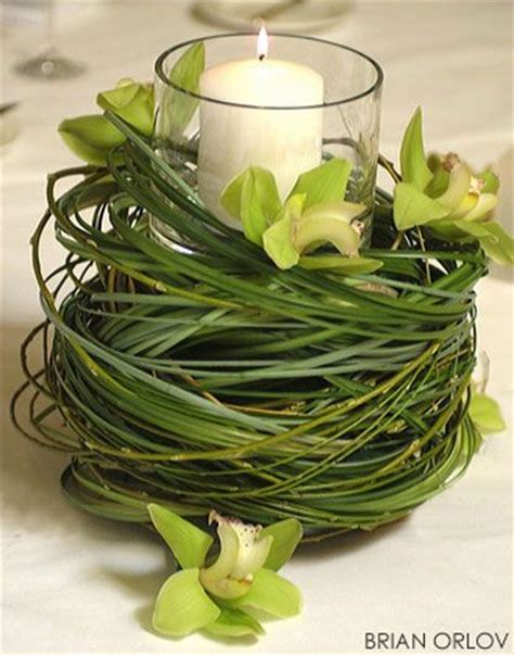 small candle table ls 46 best wedding greenery grass images on