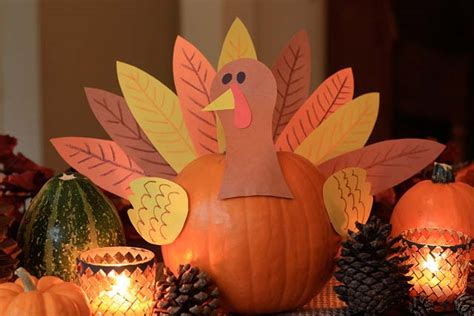 thanksgiving centerpiece crafts for preschool crafts for thanksgiving pumpkin turkey