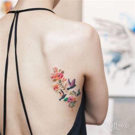 imagenes tatuajes mujeres espalda 101 ideas de tatuajes para mujeres y su significado