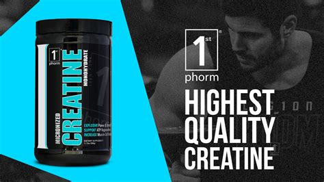 creatine 1st phorm 1st phorm micronized creatine monohydrate review highest