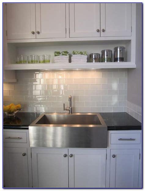 grey glass subway tile canada tiles home design ideas