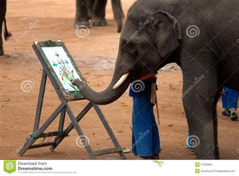 palttaa farba słonia rysunek 3 zdjęcie editorial