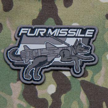Patch Rubber Pvc Resmob Teks fur missle pvc rubber patch gray elite k 9