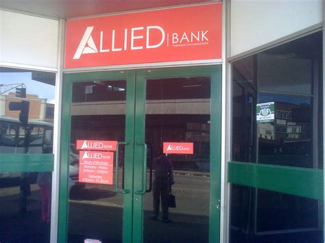 allied banks banks of