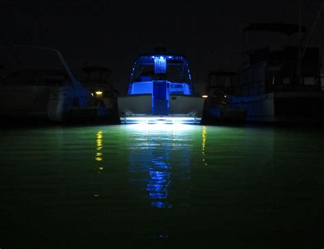 Led Underwater Boat Lights by Large Single Color Starfish Underwater Led Light For Boats