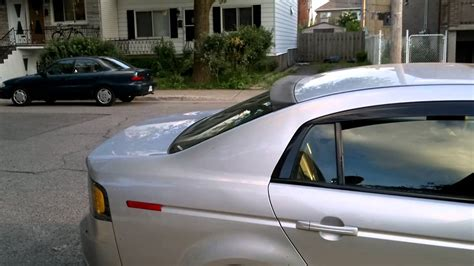 Windshield Nmax Carbon Type Eagle custom 2004 acura tl w212 roof spoiler