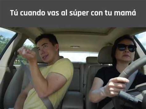 cuando vas en el carro con tus amigos megadiversion cuando vas en el carro con tus amigos santiago4 yt